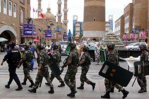 Uygur Özerk Bölgesi'nde 8 kişi öldürüldü