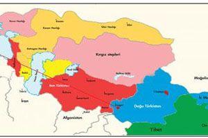Çin'de Sincan Uygur Özerk Bölgesi'nde ayaklanma