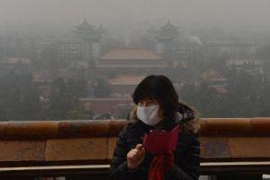 Çin'de hava kirliliği pes ettirdi