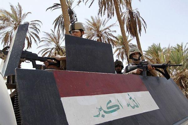 Irak ordusu IŞİD'in elindeki Amirli'ye girdi