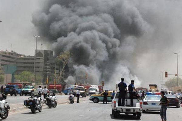 Irak'ta 6 patlamada 13 kişi öldü