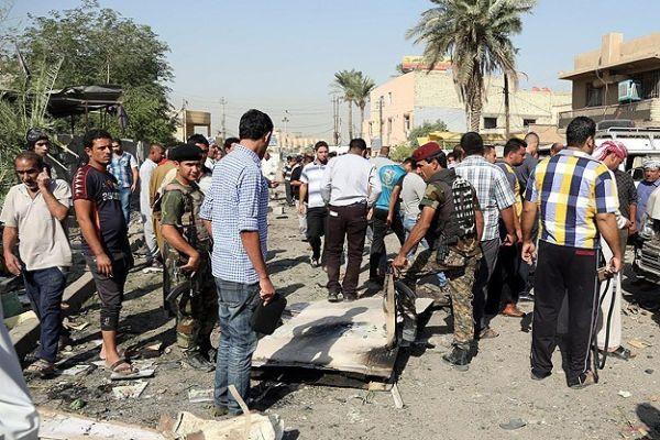 Irak'ta kan durmuyor, 10 ölü 20 yaralı