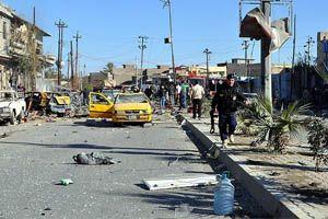 Bağdat'ta bombalı saldırılar,  28 ölü