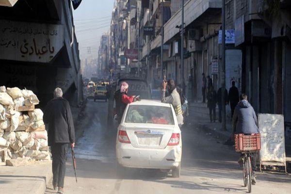 Halep'te 4 Türkmen komutan öldü