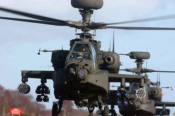 ABD IŞİD'e dev operasyon için düğmeye bastı