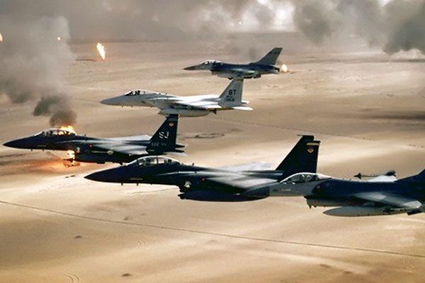 ABD'den IŞİD'e karşı 22 yeni hava saldırısı düzenlendi