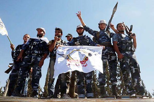 ABD Suriyeli muhaliflerle görüştü