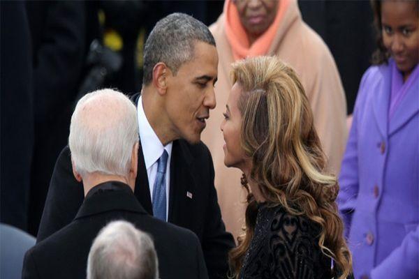 Obama ile Beyonce arasındaki aşk iddiası- Foto Galeri