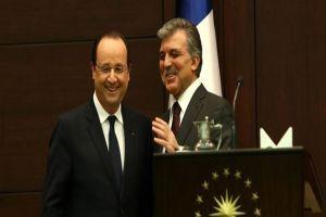 Abdullah Gül, 'Fransa ile ticaretimiz artacak'