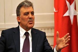 Cumhurbaşkanı Gül, 'Utanç verici buluyorum'