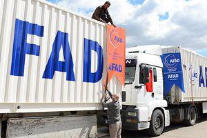 AFAD dünyanın yaralarını sarıyor