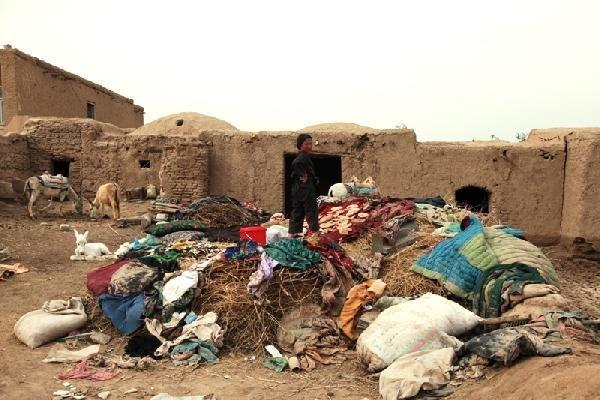 Afganistan'da inanılmaz facia, diri diri gömüldüler