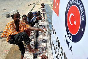 Afrika, TİKA sayesinde suya kavuşuyor