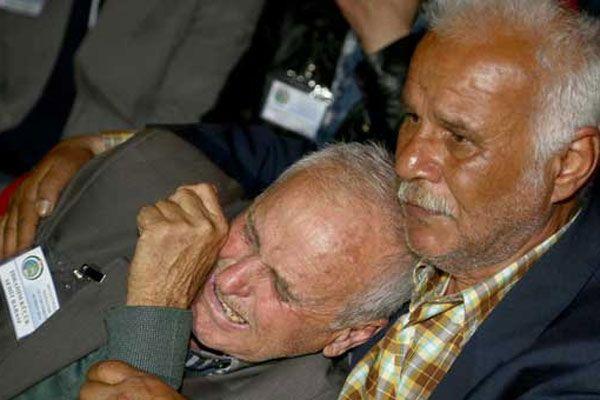 Devlet Ödünç Madalyası alanlar gözyaşlarına hakim olamadı