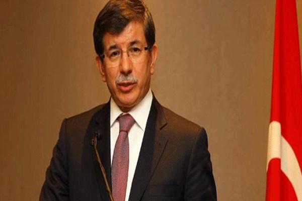 Ahmet Davutoğlu'ndan Zafer Bayramı mesajı