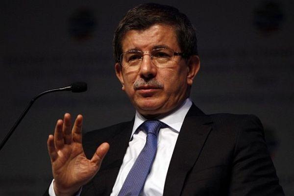Dışişleri Bakanı Ahmet Davutoğlu Ukrayna'da