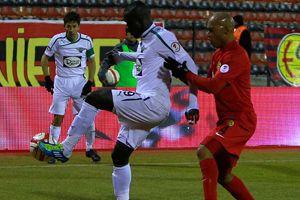 Akhisar Belediyespor ilk maçında galip