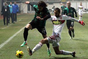 Akhisar Belediyespor, Sivasspor'u 2-1 yendi