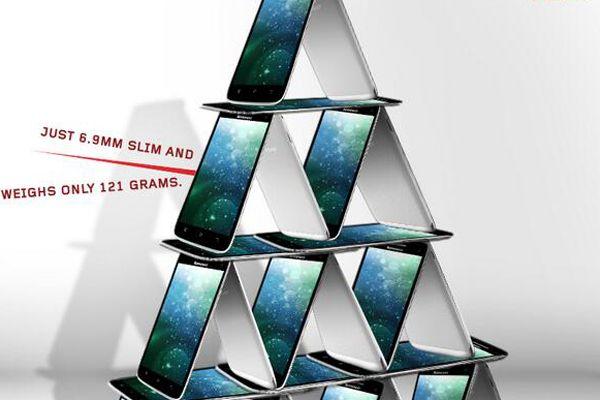 Lenovo, Vibe X ile piramit şov yaptı