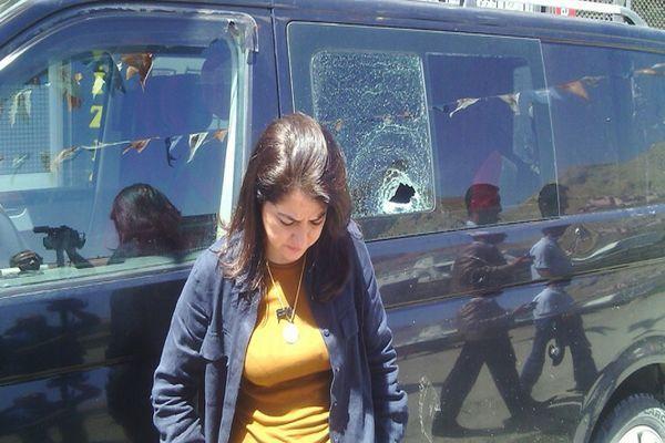 AK Partili bayan vekile çirkin saldırı