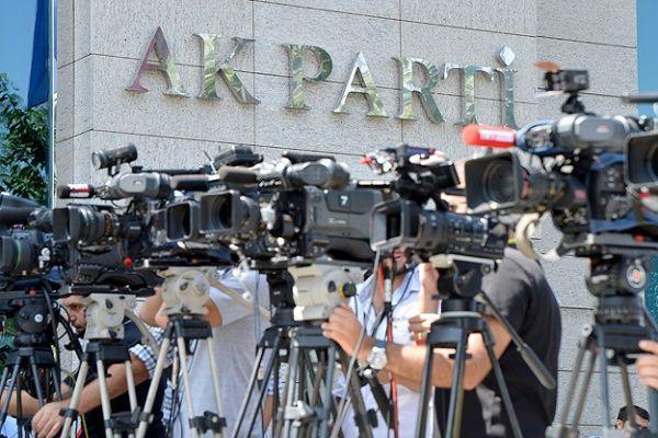 AK Parti'de tarihi MYK başladı