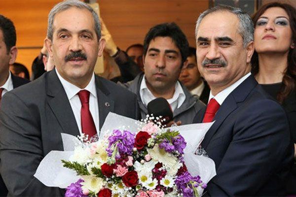 AK Parti devir teslim töreniyle Sivas'ta görevi aldı