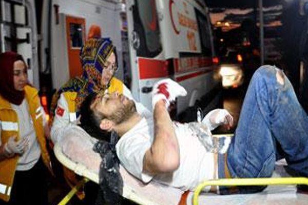 Sanayide çalışan oto yıkamacı 5 yerinden bıçaklandı