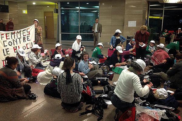 Gazze'ye gitmek isteyen aktivistlere Mısır engeli