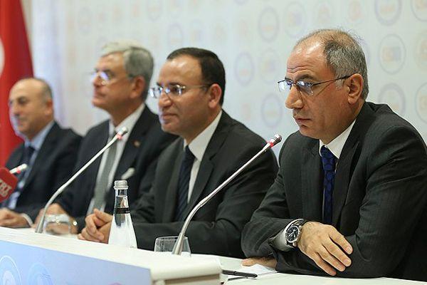 Efkan Ala, 'Gözaltı yetkisi kolluk amirine verilecek'