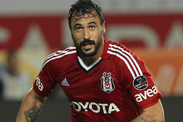 Almeida, 'Beşiktaş'ta daha da olgunlaştım'