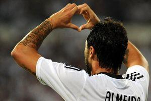 Almeida, 'Beşiktaş formasıyla çok mutluyum'