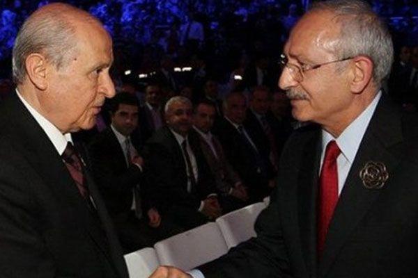 AL Parti'den muhalefete Köşk adayı önerisi
