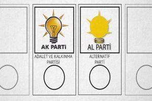 AK Parti'ye benzeyen AL Parti seçimlerde yok