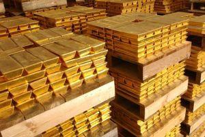 Altın ithalatı 2013 yılında rekor kırdı