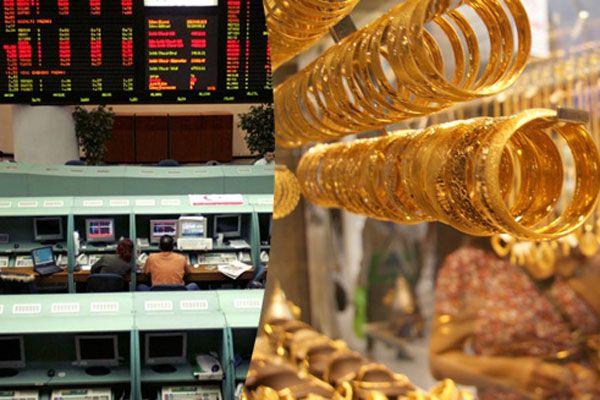 Altın, borsa ve dolarda son rakamlar
