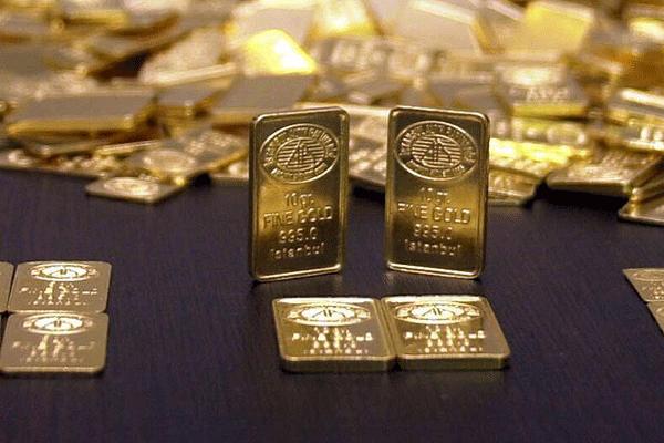 Altın ithalatı 27 ayın en düşük seviyesine indi