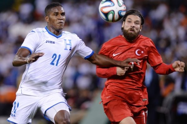 A Milliler hazırlık maçında Honduras'ı 2-0 yendi