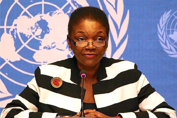 Valerie Amos, 'İnsanların gözlerinde korkuyu gördük'