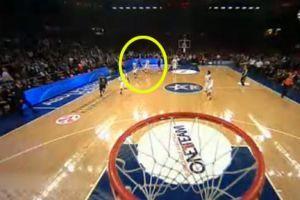 Son saniyede inanılmaz basket - İzle