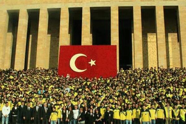 Fenerbahçeliler Anıtkabir'e yürüyecek