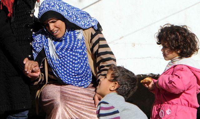 Beş çocuğunu kaybeden annenin yürek burkan feryadı
