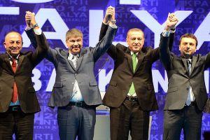 Antalya adayı Menderes Türel oldu