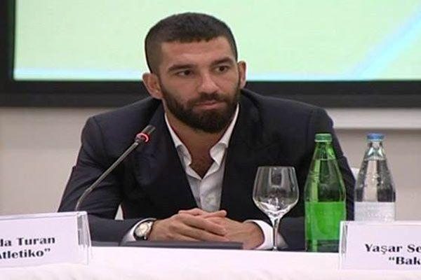 Arda Turan'dan 'transfer' açıklaması
