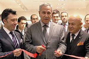 Arınç, 'Türkiye son yıllarda büyük gelişme gösterdi'