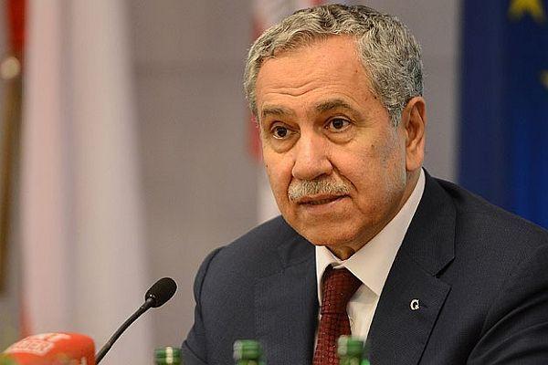 Arınç, 'Yeni bir Türkiye hızla gelişiyor'