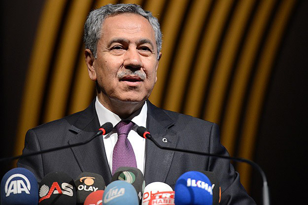 Arınç'tan 'Cumhurbaşkanlığı' açıklaması