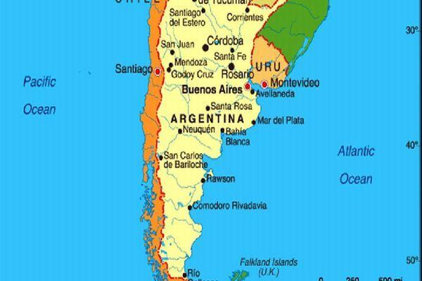 Arjantin iflas ediyor