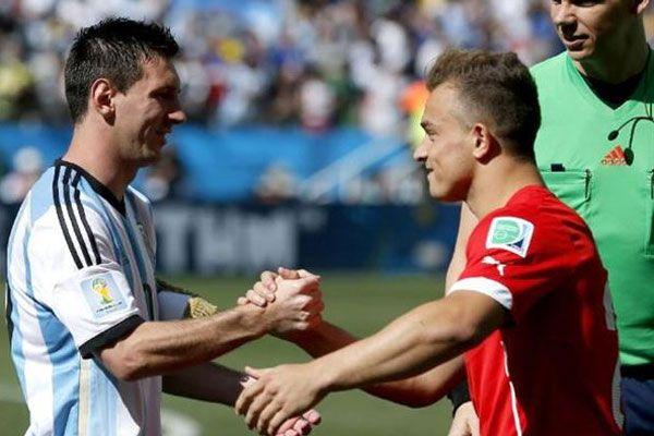 Arjantin uzatmalarda İsviçre'yi 1-0 yendi ve çeyrek finale yükseldi