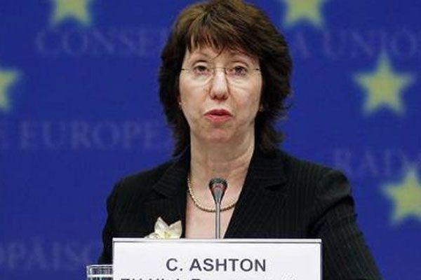 Ashton, 'Rusya ciddiyetini göstermeli'