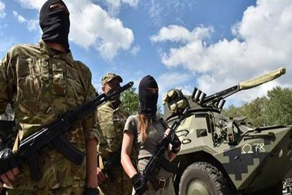 Ukrayna, '2 uçağımız düşürüldü'